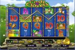 Play Cash and Clover Slots now!