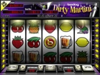 Dirty Martini slots