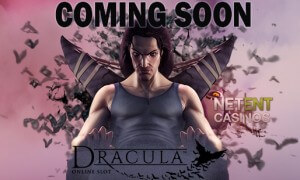 New Dracula Slot From Net Entertainment