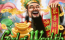Caishen Shines in God of Wealth Slots