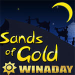 Win A Day Casino Launch Sands of Gold Slots