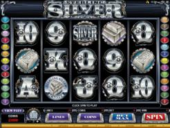 Play Sterling Silver Slots now!
