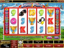 Download and Play Stunt Pilot Slots