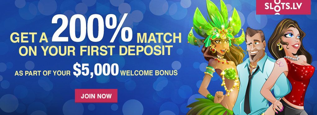 Slots.lv Gives Away $100 Free Chips To Celebrate The Introduction Of Bitcoins On It's Gambling Platform