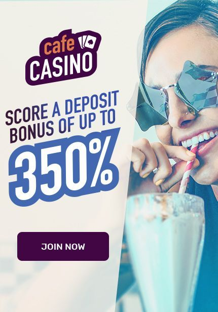 Get $100 Free Numerous Times Thanks to Cafe Casino