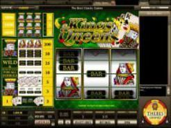 Kings and Queens Slots (Top Game)