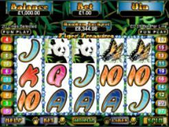 Tiger Treasures slots