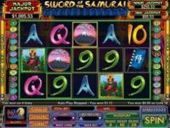 Sword of the Samurai Slots