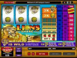 Lions Share Slots