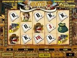 Wanted Dead or Alive Slots