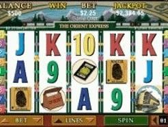 Orient Express Slots (Arrow's Edge)