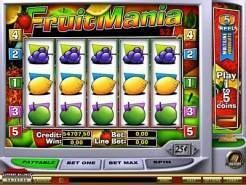 Fruit Mania Slots (Playtech)