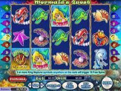 Mermaid's Quest Slots