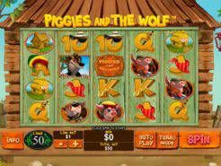 Piggies and the Wolf Slots