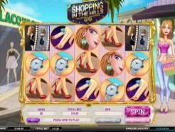 Shopping in the Hills Slots