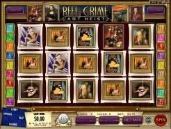 Reel Crime 2: Art Heist Slots