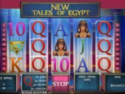 New Tales of Egypt Slots