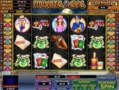 Private Eye Slots (NuWorks)