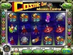 Cosmic Quest Episode One Slots