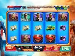 Man of Steel Slots
