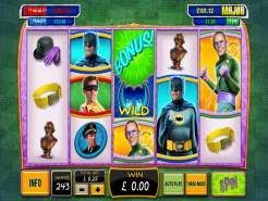 Batman and the Riddler Riches Slots