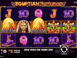 Egyptian Fortunes Slots
