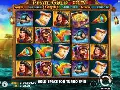 Pirate Gold Deluxe Slots