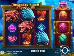 Dragon Kingdom: Eyes of Fire Slots