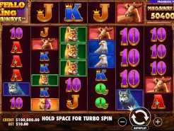 Buffalo King Megaways Slots