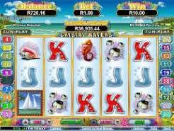 Crystal Waters slots