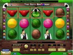 Top Spin Snooker Slots